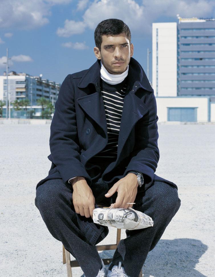 La Vanguardia Magazine. Special men