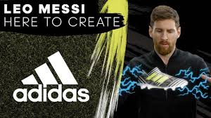 ADIDAS Here to Create
